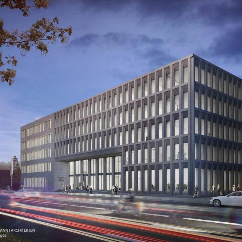Erweiterungsbau der Konrad-Adenauer-Stiftung, Berlin © Claus Neumann Architekten