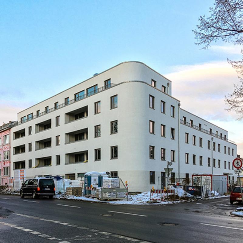 Mehrfamilienhaus Gustav-Adolf-Straße © Arnold und Gladisch