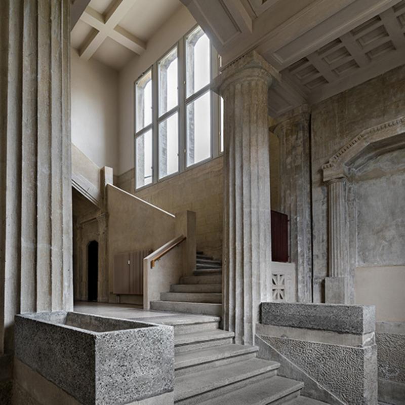 Villa Heike – Atelier- und Bürohaus © Enric Duch