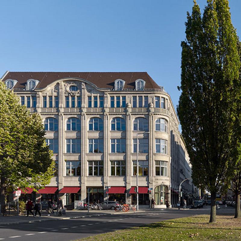 Hotel Orania.Berlin © Stefan Josef Müller