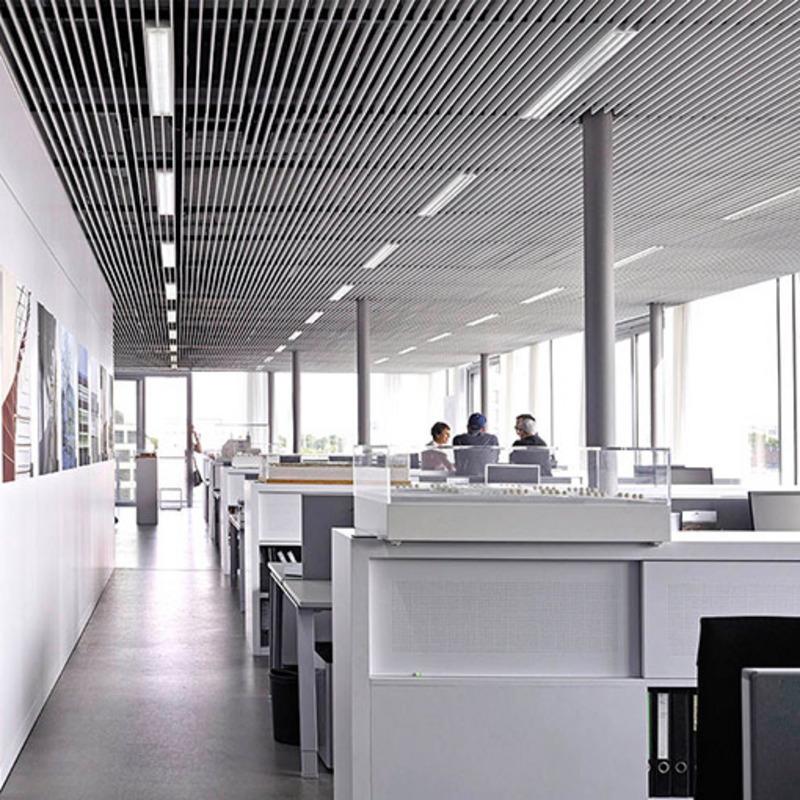 Heinle, Wischer und Partner, Freie Architekten © Johannes Vetter