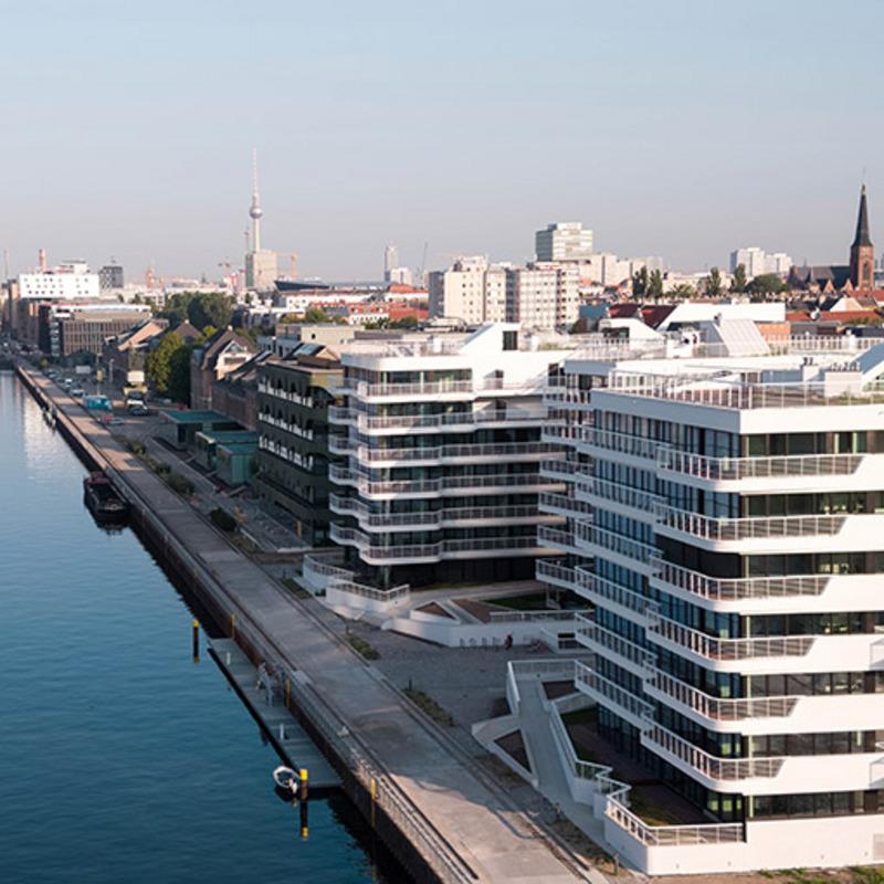 WAVE – Waterside Living Berlin © BTTR GmbH