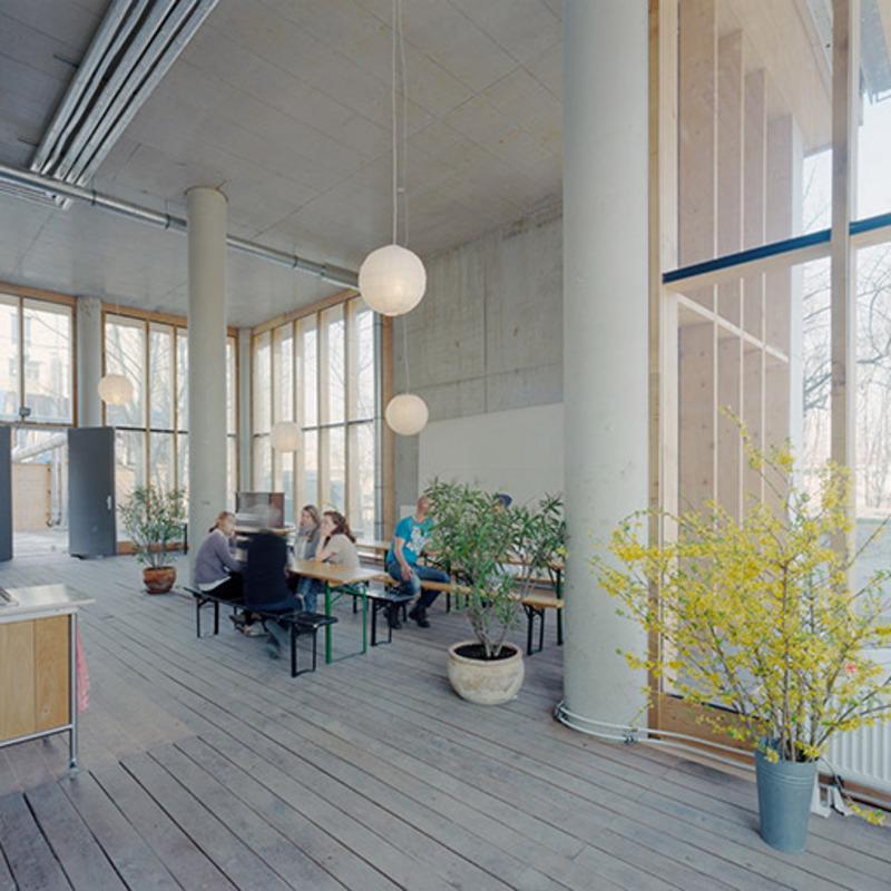 Partner und Partner Architekten © Klaus Günter