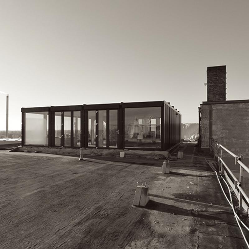 Penthouse Goerzwerk © transformarchitekten