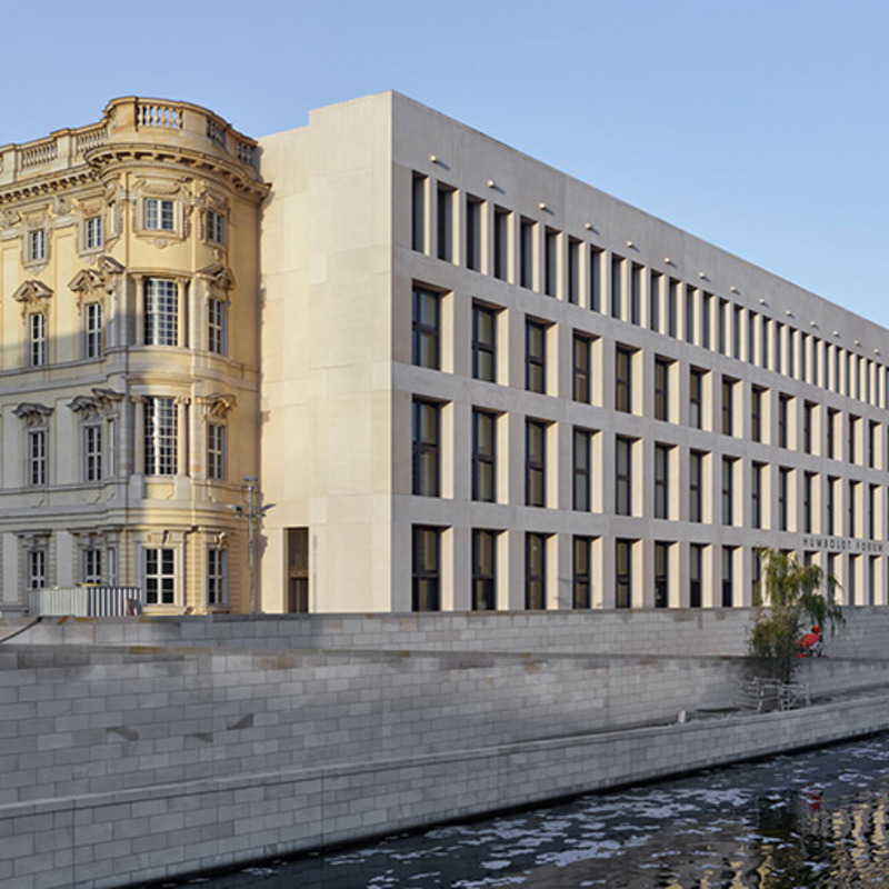 Berliner Schloss – Humboldt Forum © Stefan Josef Müller