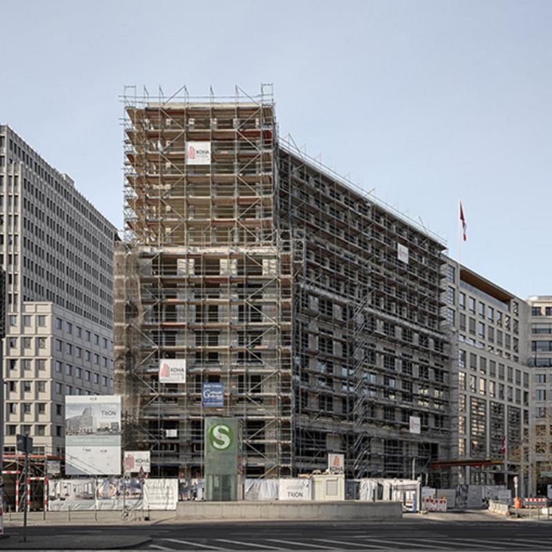 TRION am Leipziger Platz © Tilman Fritzsche