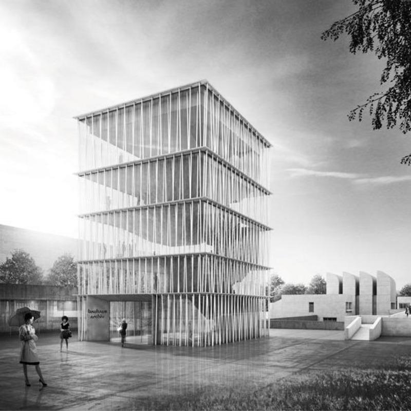 Bauhaus-Archiv / Museum für Gestaltung © Staab Architekten