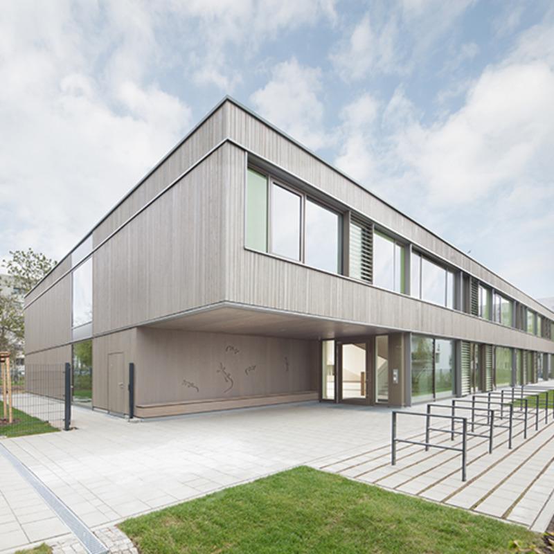 MOKIB – Modulare Kita-Bauten für Berlin © Werner Huthmacher