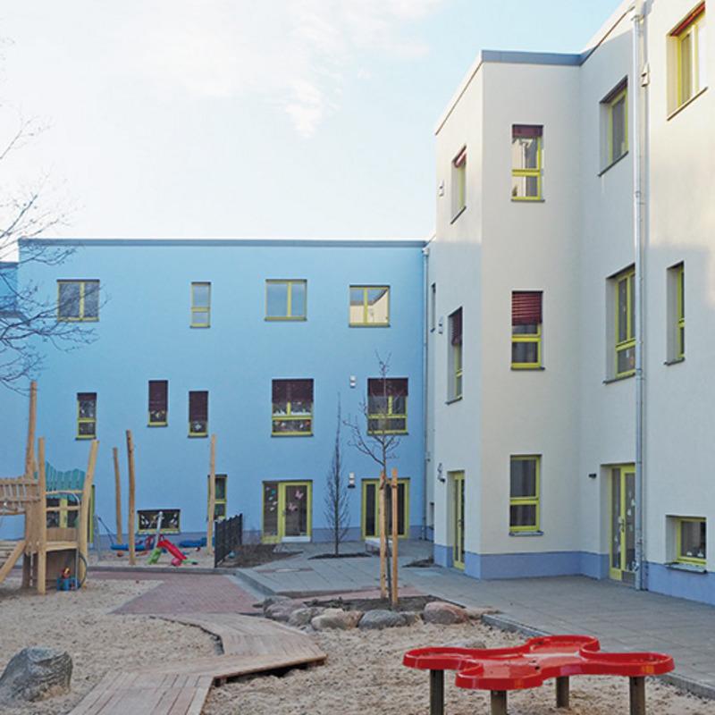Kindertagesstätte Kinderland © Mechthild Striefler