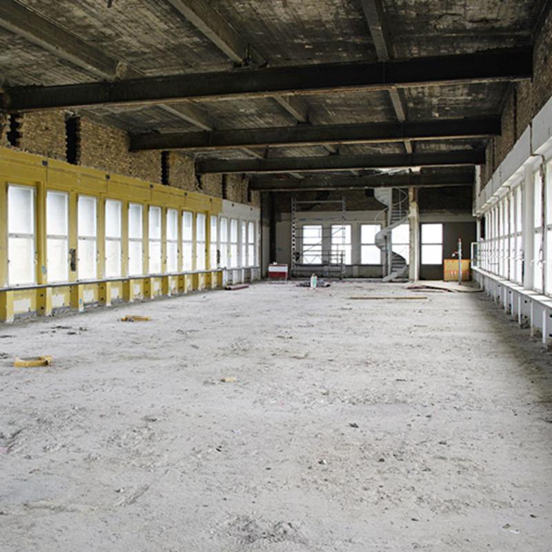 Flughafengebäude Tempelhof – Tower THF © Andreas Tschersich