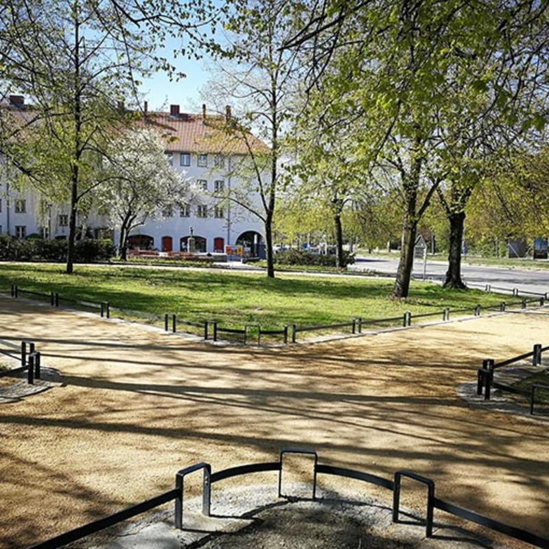 Anton-Saefkow-Park © Knut Honsell