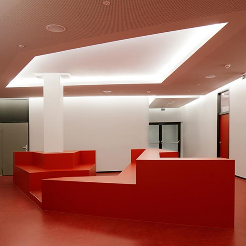Beethoven-Gymnasium © TSSB architekten ingenieure
