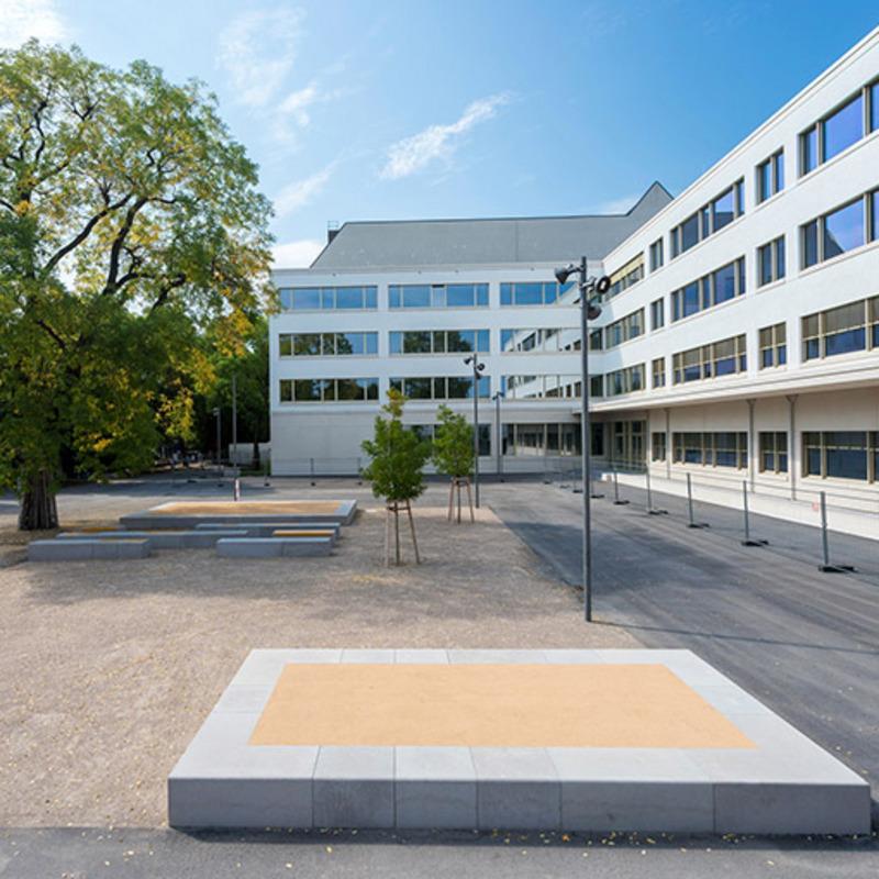 Freianlagen Campus Rütli CR² © Christo Libuda / Lichtschwärmer