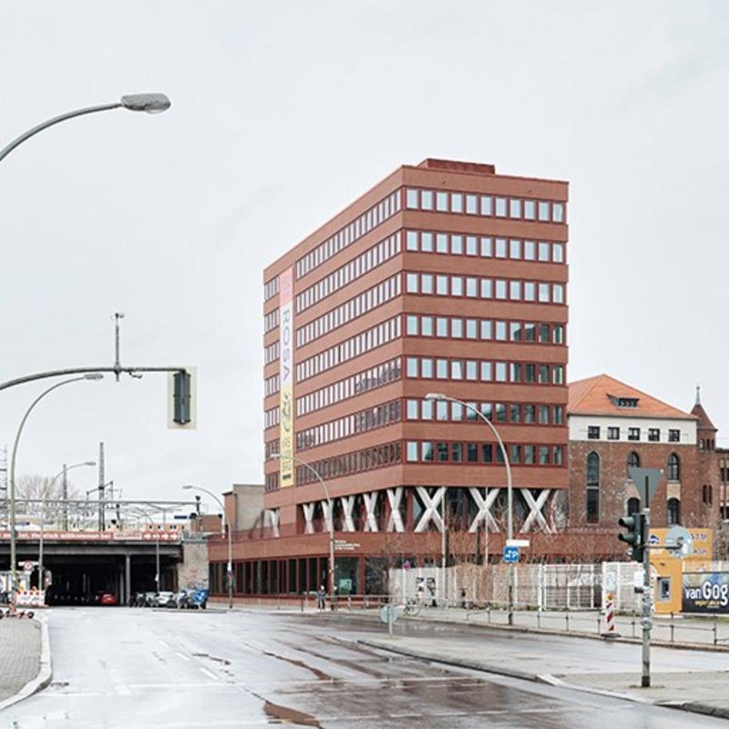 Neubau Rosa-Luxemburg-Stiftung © Philipp Obkircher