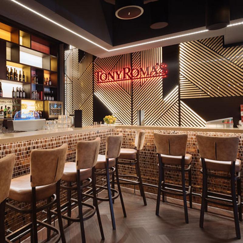 Restaurant Tony Roma's © Emmanuel Decouard