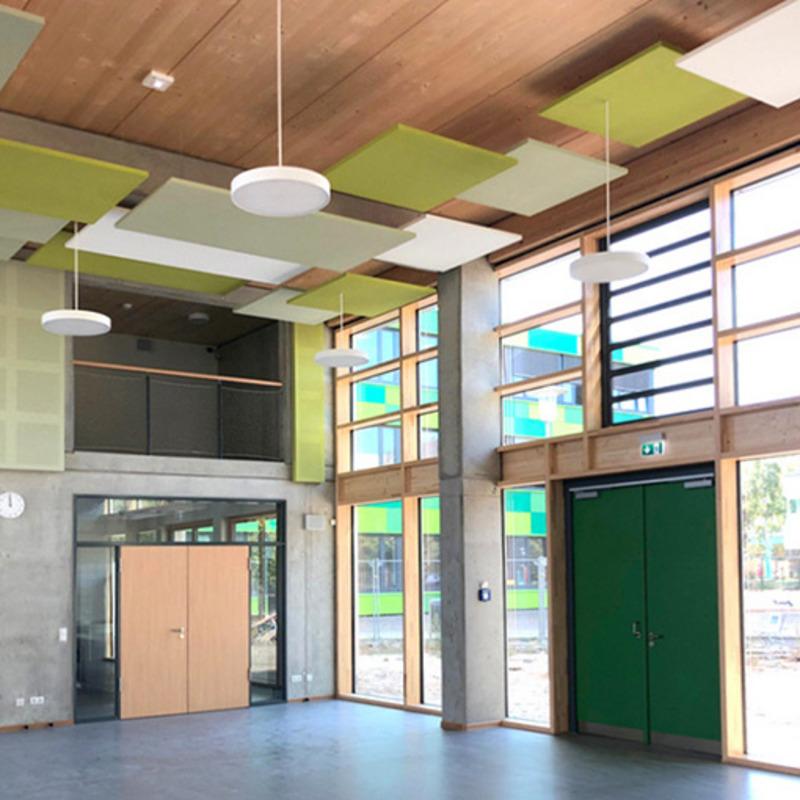 Schulstandort Grundschule am Bürgerpark © Ingenieurbüro Weber