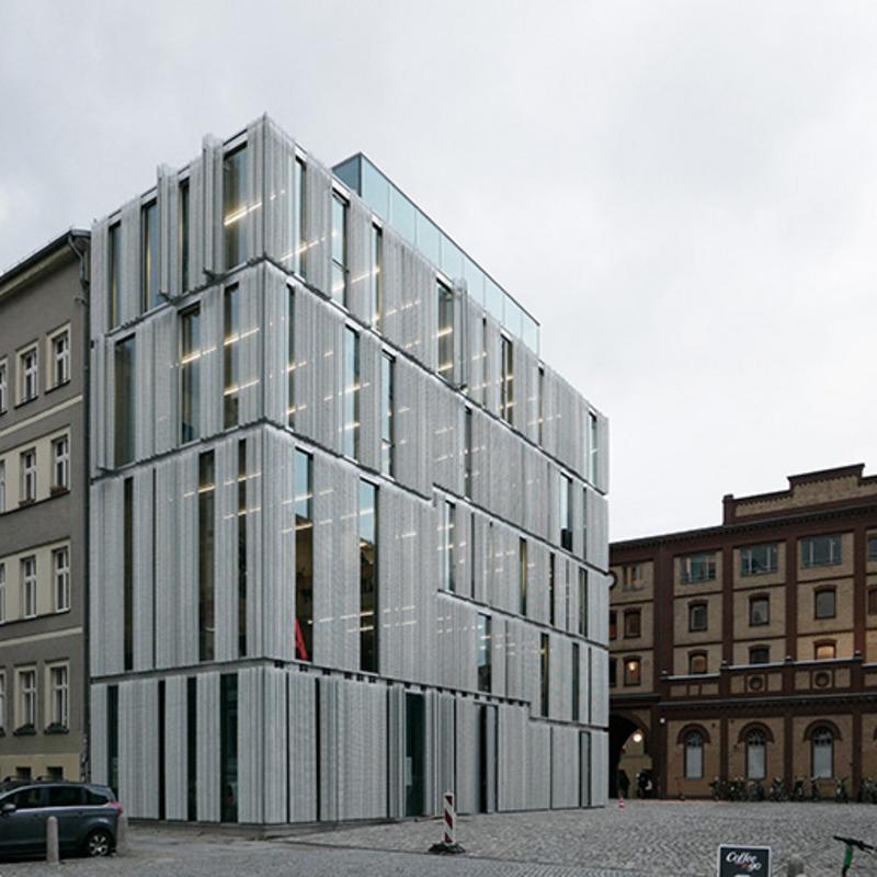 Atelierhaus Pfefferberg © Justus Pysall