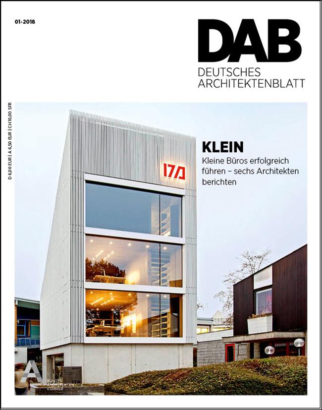 Architektenblatt Architektenkammer Berlin