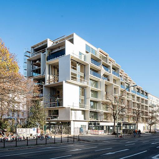 Paragon Apartments: Architektenkammer Berlin